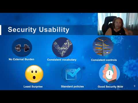SOUPS 2020- Users Are still Not the Enemy: Applying Security Usability Principles…(Lightning Talk)