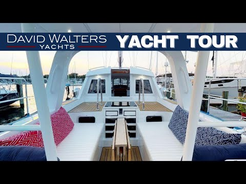 """Paradise 60 """"Morning Star"""" – The Ultimate Voyaging Yacht – For Sale by David Walters Yachts"""