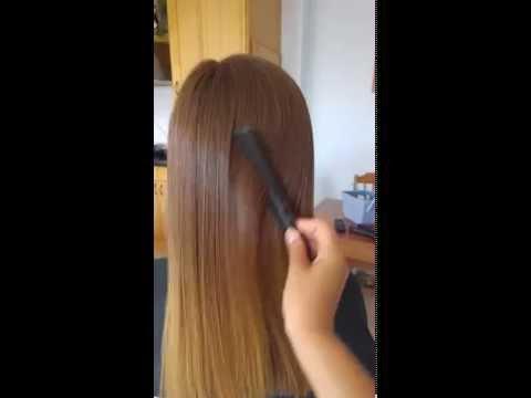 Maska do włosów z orzechów makadamia
