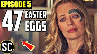 Star Trek: PICARD- Every Easter Egg in Episode 5 + Breakdown & Theories