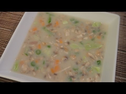 Video Mixed Vegetable Soup