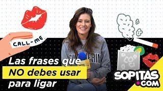 Video de la Semana - Las frases que NO debes usar para ligar | Sopitas.com