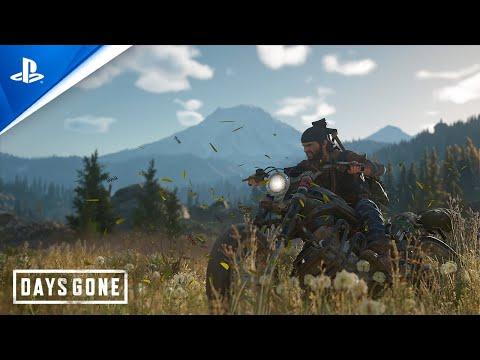 Days Gone : Bande-annonce des fonctionnalités sur PC - 4K | PC