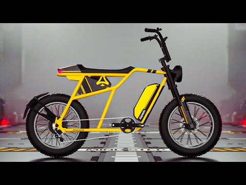 The Next Generation of Advanced E-Bikes Has Arrived