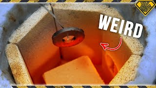 Melting Magnets is Weird - Video Youtube