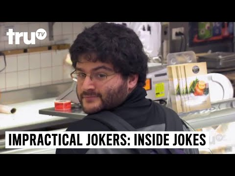 Impractical Jokers: Inside Jokes - Q and Joe's Sneaky Dog Leash | truTV