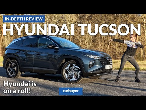 2021 Hyundai Tucson in-depth review - Hyundai is on a roll!