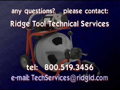 K-400 Drum Machine Video - Tech Service
