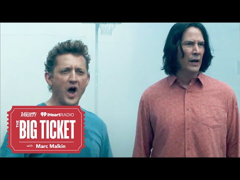 Keanu Reeves and Alex Winter on 'Bill and Ted Face the Music': 'We Never Intended to Make a Third'