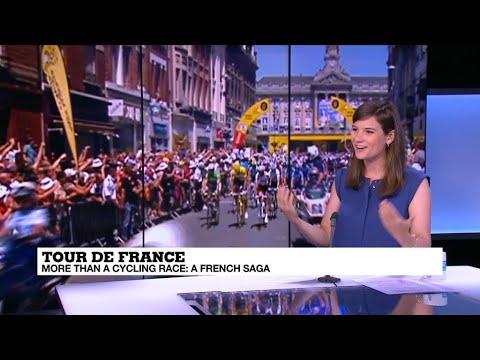 Tour de France: more than a cycling race, a celebration!