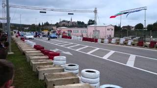 preview picture of video 'Žminj 10 Street Race 11-12.10.2014 . 3'