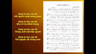 GIÓ HÁT THIỀN CA - Nhạc Võ Tá Hân - Thơ Thanh Trí Cao