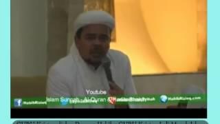 GURU KRISTEN SMP Dialog Dengan Habib RIZIEQ M SYIHAB Jadi  Masuk ISLAM