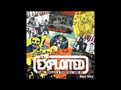 The Exploited - Blown To Bits