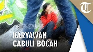 Karyawan Tambang Batu Bara Cabuli Gadis di Bawah Umur, Terungkap saat Korban Pipis