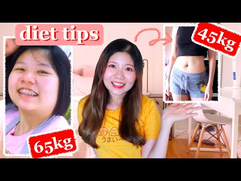 "HOW I LOST 44 POUNDS + EASY ""SECRET"" DIET TIPS to Lose Weight FAST"