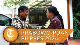 Kuncen Astana Giribangun Tanggapi Wangsit Soeharto soal Prabowo-Puan di Pilpres 2024