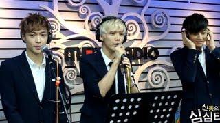 신동의 심심타파 - EXO-M - Lucky, 엑소 - 럭키 20130821