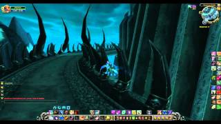 Pit Of Saron, Forge Of Souls & Halls Of Reflection Entrance Location Wrath Of The Lich King Dungeon