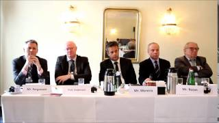 Cybersecurity Roundtable in the New Global Context WEF15 part6