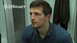 preview picture of video 'Mirza Teletovic on win vs. Heat'