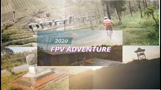 2020 fpv journey // compilasi video cinematic fpv drone 2020