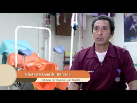 Video de Parto Vertical Institucional con adecuación intercultural en Ayacucho