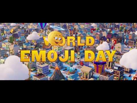 The Emoji Movie (TV Spot 'Emoji Day Cutdown')