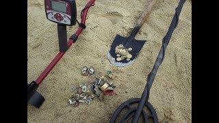 Приборный поиск - #4 - Ищем золото на пляже