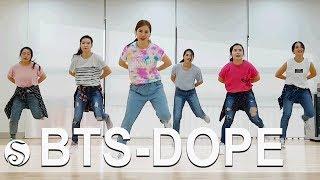 DOPE(쩔어) - BTS(방탄소년단) | Diet Dance Workout | 다이어트댄스 | Zumba | Cardio | 줌바 | 홈트