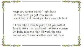 Chanté Moore - I've Got the Love Lyrics