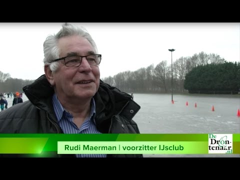 IJsclub Biddinghuizen is nog voorzichtig, Dronten en Swifterbant optimistisch