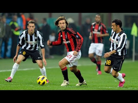 The Day Andrea Pirlo Showed The World He Was The Best Playmaker ||HD||