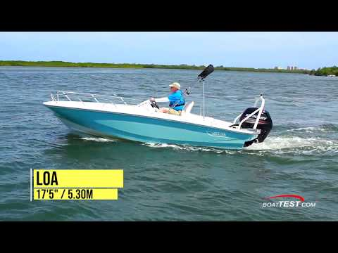 Boston Whaler 160 Super Sport video
