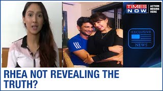 Sushant Singh Rajput's one of the closest friends Krissann Barretto speaks exclusively to Times Now on his tragic demise exposing some stunning revelations of the late actor and how Rhea Chakraborty had put an impact on his life after their relationship began.  Krissann says 'When Sushant came into relationship with Rhea, he got disconnected with all of us and this was weird. He used to be happy & ambitious and then everything changed. Sushant changed his mobile number & address and he never responded to calls. Rhea stated in a video that she believes in a judiciary and if she does, she should come forward and help the Bihar Police probe'.  Subscribe to Times Now | Click Here ► http://goo.gl/U9ibPb