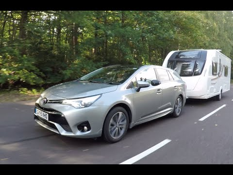 The Practical Caravan Toyota Avensis review