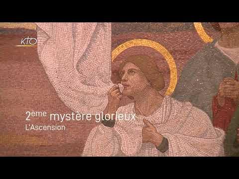 Chapelet à Lourdes du 22 mars 2020