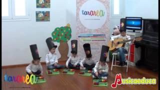 Pasa el batallón - Grupo de alumnos de Los cuadernos de Musizón  - Tararea Laboratorio Musical