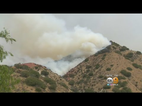 La Tuna Fire 30% Contained, Evacuations Lifted