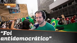 Paulo Mathias: STF tem que investigar protestos de esquerda
