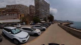 Video Alicante 360°, 4K, Albufereta, Test, SpainTur