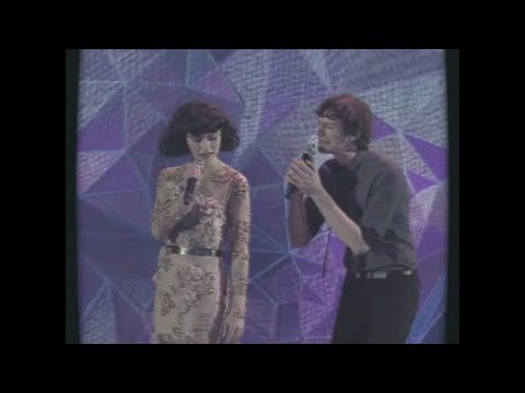 """""""Somebody That I Used To Know"""" by Gotye feat. Kimbra, BUT it was made in 1988."""
