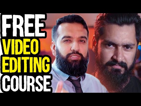Free Video Editing Class by Azad Chaiwala Institute | Free Software | Skill Seekho