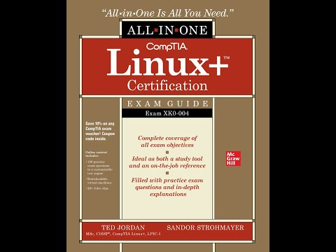 Best book to prepare for CompTIA Linux+ Certification (XKO-004) in ...