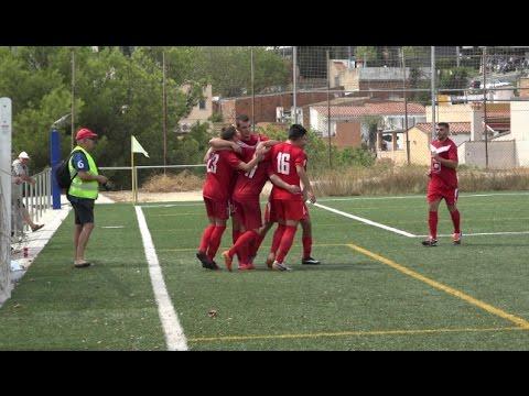 [VÍDEO] Silver dirigeix la remuntada del Canyelles