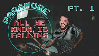 Gambar cover Paramore: All We Know Is Falling | Full Album Drum Cover (pt. 1)
