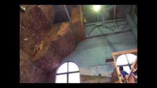 preview picture of video 'Hard Lead Route: 5.11 bubbles @ Planet Rock Pontiac MI'