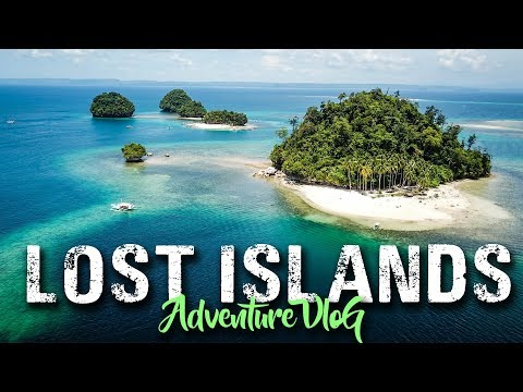 EXPLORING Mindanao's Britania Islands | Philippines Travel Vlog 2018