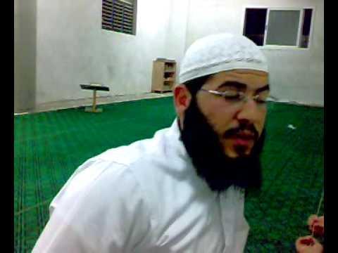 الشيخ غسان الشوربجي يقلد القارئين البنا والحصري