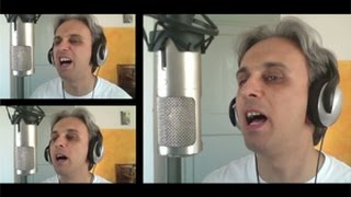 How to Sing a cover of Tell Me Why Beatles Vocal harmony lesson